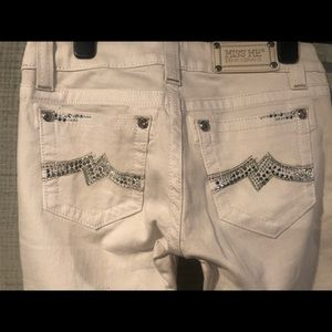 Miss Me flare jeans size 27. NWOT